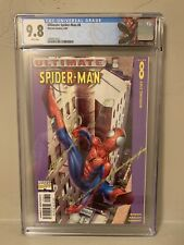 Ultimate Spider-Man #8 CGC 9.8 Custom Label Spider-Man