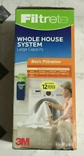 Filtrete Whole House System Model 4WH-QS-SO1