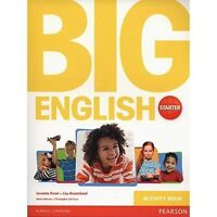Big English Starter Activity Book by Erocak, Linnette, Herrera, Mario, Sol Cruz,