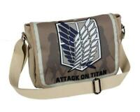 Attack on Titan Shingeki no Kyojin Tragtasche Tasche Messenger Bag Leinwand