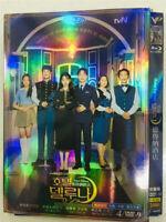 2019 Korean Drama: Hotel Deluna TvN (DVD 4/Disc Set) English Subs IU Yeo Jin Goo