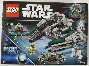 LEGO 75168 - Star Wars - Yoda's Jedi Starfighter - NEU - OVP - NEW - SEALED