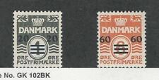 Faroe Islands, Postage Stamp, #2, 6 Mint NH, 1940-41, JFZ
