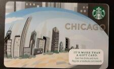STARBUCKS Chicago 2014 Gift Card Series 6099                               (DD)