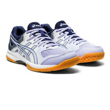 Asics Womens Gel-Rocket 9 Indoor Court Shoes Purple Sports Squash Badminton