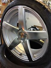 "Unused Porsche Boxster / Cayman 20"" Wheels and Michelin PSS 245 & 295 R20 Tyres"