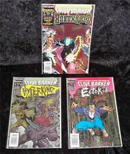 Cliver Barker's #1's Lot of 3 Ectokid, Hyperkind, Hokum & Hex Mint 9.9