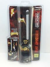 Resident Evil (XBOX 360) Faceplate NEW SEALED
