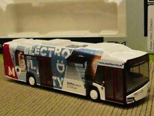 1/87 Rietze Solaris Urbino 12 '14 electric Stadtbus Schwäbisch Hall 73042