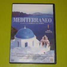 DVD.- MEDITERRANEO - OSCAR PELICULA EXTRANJERA - DESCATALOGADA
