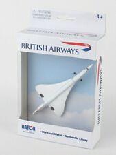 DARON DAR98845 BRITISH AIRWAYS CONCORDE TOY DIECAST AIRLINER