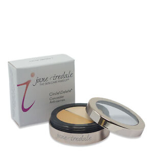 jane iredale Circle Delete Concealer #1 Yellow 0.10 Oz