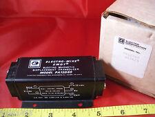 Electro Mike EMDT PA12D60 Magnetic Displacement Transducer Sensor 12v dc New