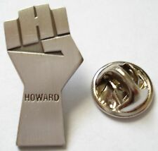 Howard Stern Sirius Radio H FIST XM America's Got Talent Hat Jacket LAPEL PIN