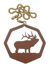 Elk Fan Pull - Ornament