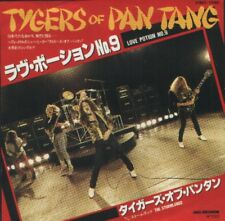 "Tygers of pan tang-love potion no.9.7"" japanese promo"