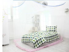 7~8 p White Portable Mosquito Net Canopy Indoor Outdoor Large 360 x 210 x 200cm