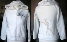 NEW  Glitzy Baton Twirling Fleece Dress Jacket Age 4-5 Years
