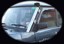 Range Rover Classic Snorkel All Black Powder coat