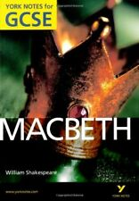 Macbeth: York Notes for GCSE (Grades A*-G) 2010,James Sale
