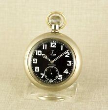 RAR Beobachtungsuhr 1939 ZENITH Taschenuhr Militär Wehrmacht Uhr pocket watch 掛表