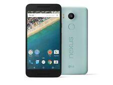 Teléfonos móviles libres azul LG