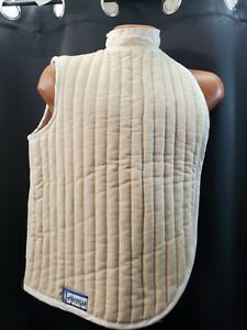 SANTELLI  FENCING Chest / Arm Protector Size L