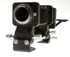 Nikon Pb-5 Bellows W/ Ps-4 Slide Copy Attachment