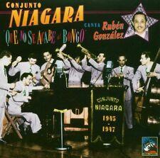 Conjunto Niagara  QUE NO SE ACABE EL BONGO