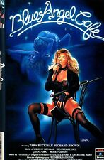 Blue Angel Cafè (1989) VHS Columbia Ron Brown, Tara Buckman, Joe D'Amato