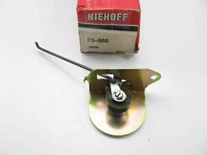 Niehoff FS-868 Carburetor Choke Thermostat HOLLEY 2-BBL