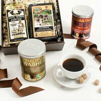 igourmet Coffees Assortment of the World In Gift Box (45 ounce)
