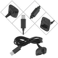 USB Charging Cable Adapter Charger For Xbox 360 Wireless Game Controller Gamepad
