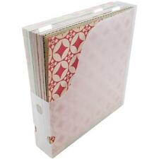 "Storage Studios Scrapbook Paper Holder - 12.5""X13""X2.625"""