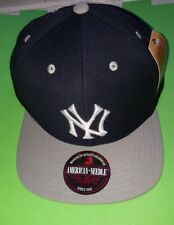 Cooperstown American Needle Yankees Snapback Adjustable Hat Cap NWT