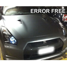 *NISSAN GT-R R35 HID COOL WHITE LED SIDELIGHT BULBS ERROR FREE 5SMD Skyline R34