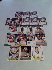 *****Jason Bowen*****  Lot of 42 cards.....12 DIFFERENT / Hockey