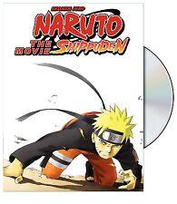 Naruto Shippuden the Movie REGION1 DVD