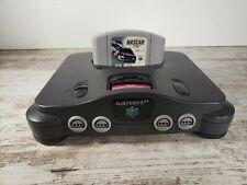 N64 Console Bundle + Cables + 1 game