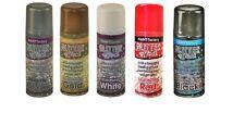 2 x 200ml Colour Creative Crafts Glitter Effect Aerosol Spray Paint Decorative