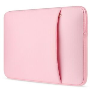 """Notebook Laptop Hand Bag Sleeve Cover Case For 11""""-15"""" Macbook Mac Air Pro  Dell"""