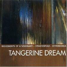 "TANGERINE DREAM ""ESSENTIAL"" CD NEW BEST OF 6 TITEL"