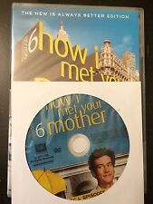 How I Met Your Mother - Season 6, Disc 1 REPLACEMENT DISC (not full season)