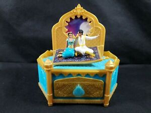 2019 Disney Aladdin A Whole New World Live Action Musical Jewelry Box Working