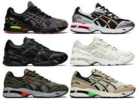 ASICS GEL 1090 SCARPE SHOES RUNNING CORSA UOMO NERO KAYANO NINBUS PULSE