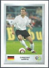 PANINI FIFA WORLD CUP-GERMANY 2006- MINI SERIES- #009-GERMANY-CHRISTIAN WORNS