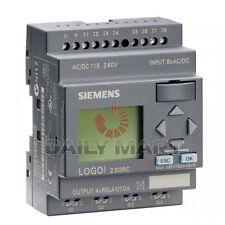 NEW Siemens LOGO! 230RC 6ED1 052-1FB00-0BA6 LCD Logic Module 230V, FREE SHIPPING
