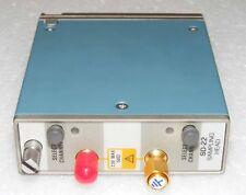 TEKTRONIX SD22 12.5GHz DIGITAL OSCILLOSCOPE SAMPLING HEAD
