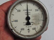Kjellberg Eberle Vorschub Drehzahlmesser Speed T W 1044 schweissgerät brenner
