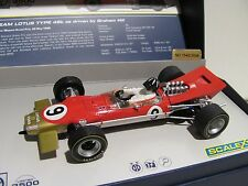 "Scalextric C3656a  F1 Lotus Type 49B ""Graham Hill"" No.9 NEU mit OVP"